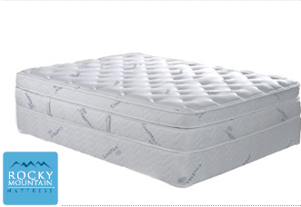 Cloudcroft 12 inch Mattress by Rocky Mountain Mattress Review