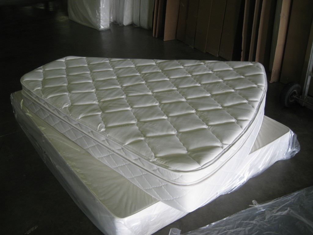 Custom Boat Mattress by Rocky Mountain Mattress