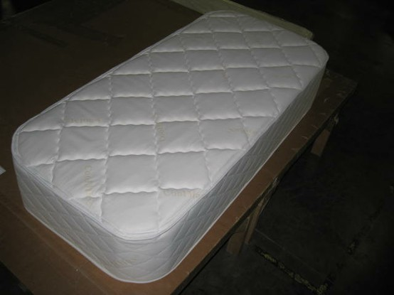 Custom Made Mattresses for Antique Bed Frames made by Rocky Mountain Mattress