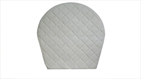 Example of a custom made boat mattress