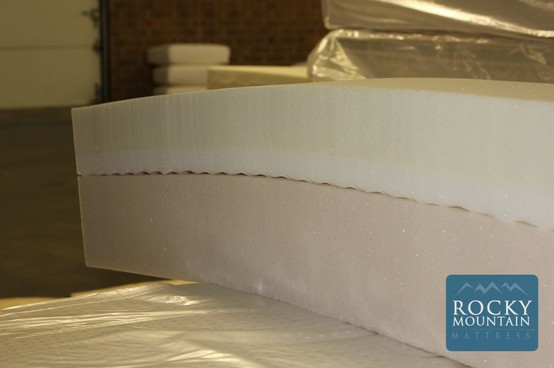 Examples & Picture of Memory Foam at the Rocky Mountain Mattress